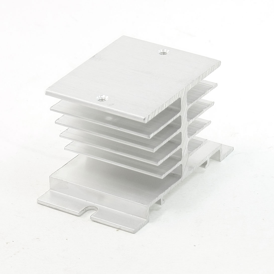 Solid State Relay SSR Heat Dissipation Aluminum Heat Sink