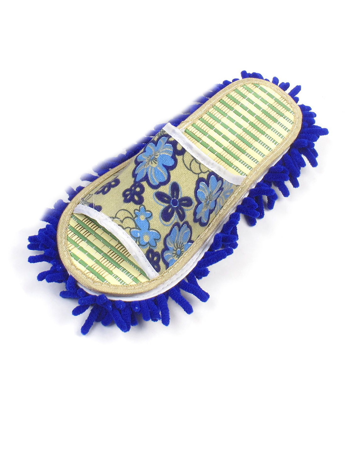 Blue Dust Floor Cleaning Mop Slippers Shoes US 10.5 for Woman