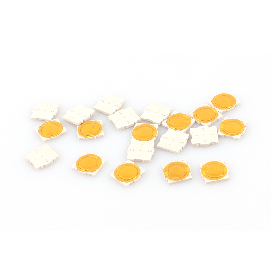 20 Pcs 4x4x0.5mm 4 Pins Momentary Push Button SMD SMT Tactile Tact Switch