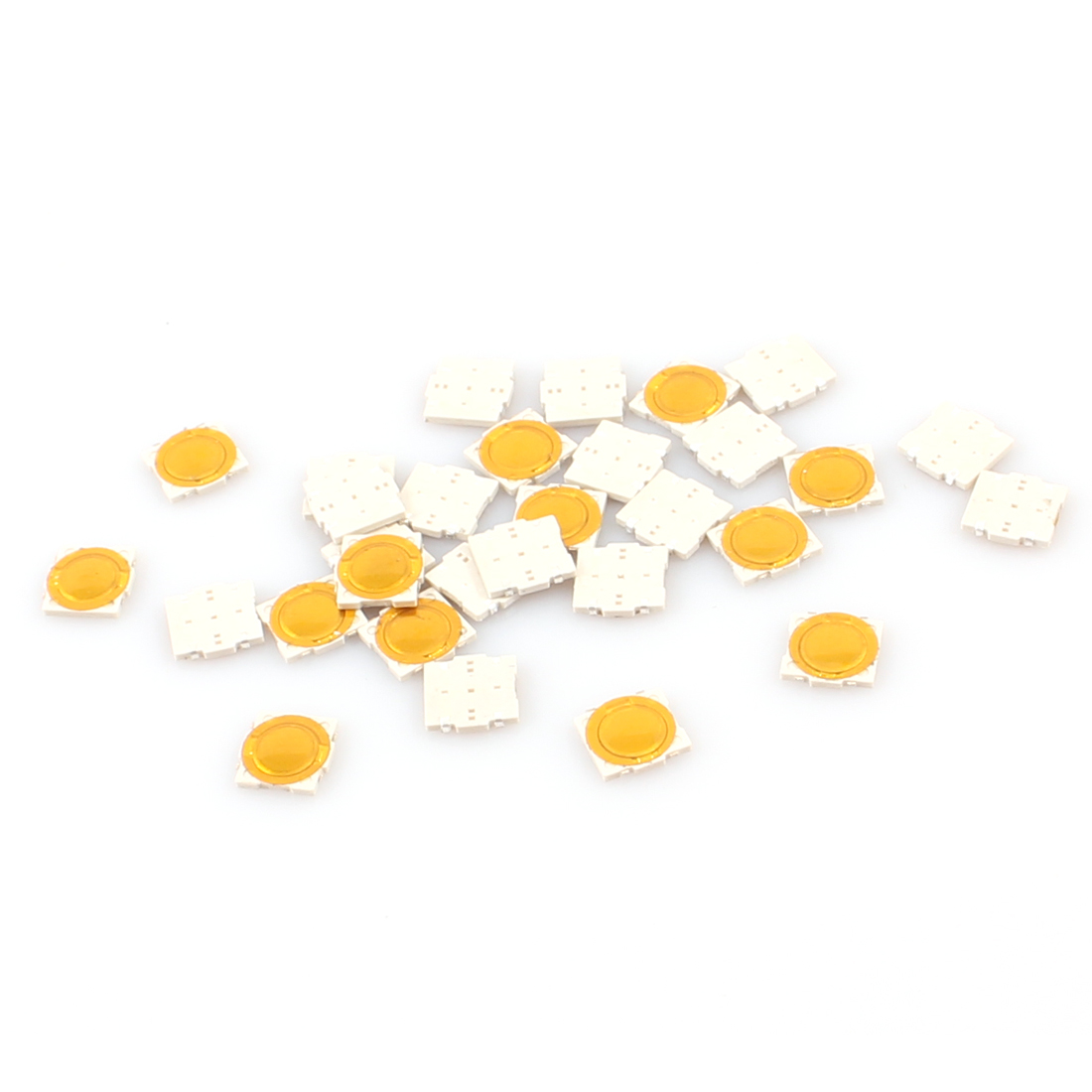 30 Pcs 4x4x0.5mm 4Pin Momentary Push Button PCB SMD SMT Tactile Tact Switch