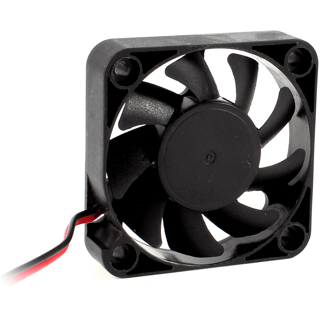 50mm 12V 4Pin Sleeve Bearing Cooling Fan for PC Computer Case CPU Cooler