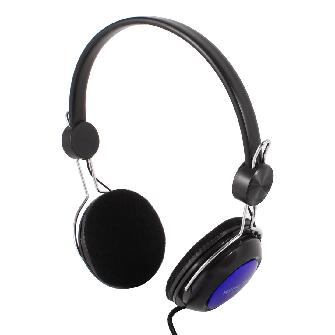 3.5mm Multiplayer Games Mp3 MSN Stereo Headphone Headset w Microphone
