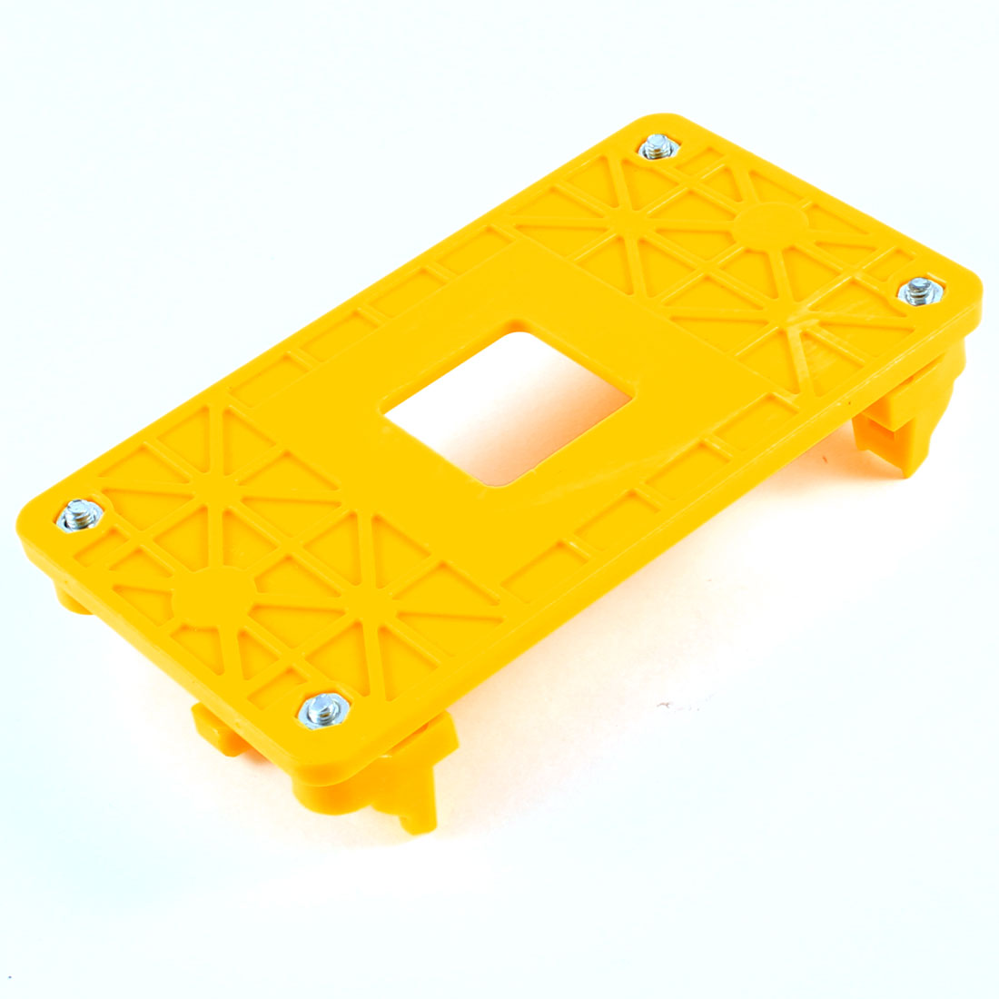 Yellow Mainboard CPU Retention Bracket for AMD Socket AM2 940