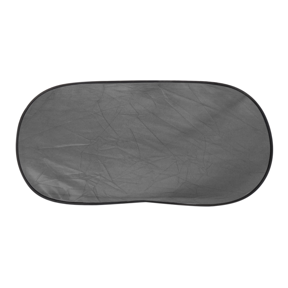 "Car Automobile Black Nylon Meshy Rear Window Sunshade Protector 39.4"" x 19.7"""