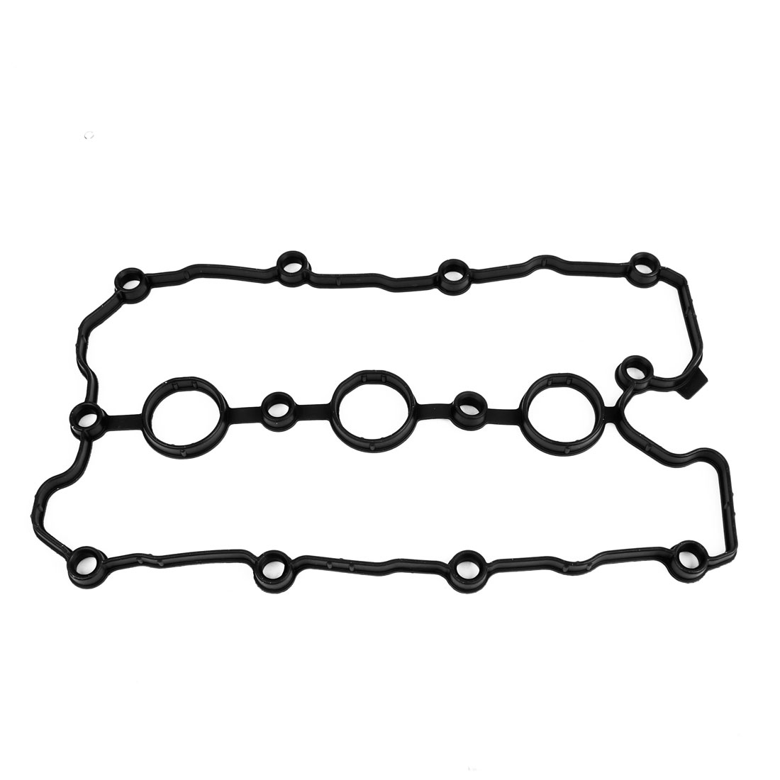 Car Auto Engine Right Side Rocker Valve Cover Gasket Seal Black 06E103484G