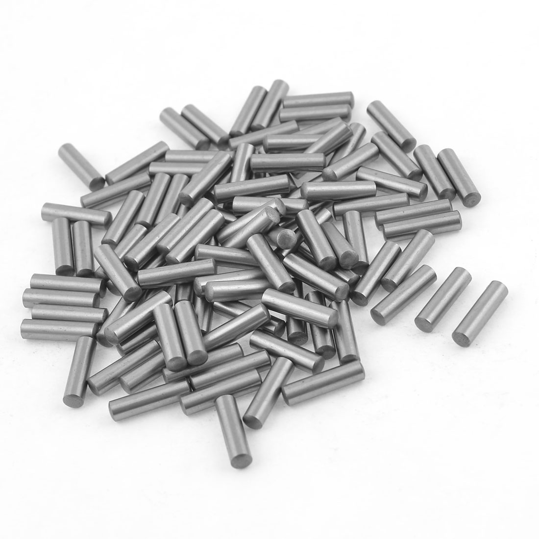 100 Pcs 3.1mm x 15.8mm Parallel Dowel Pins Fasten Elements