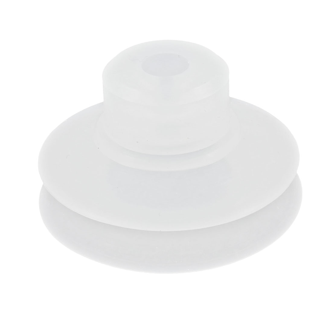 Replacement Clear White Soft Silicone Miniature Vacuum Suction Cup