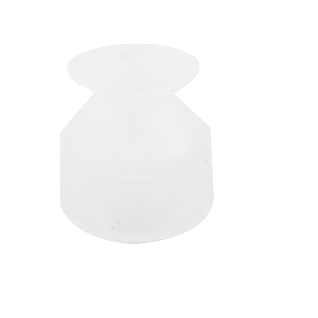 12mmx11mm Water Resistance Silicone Vacuum Suction Cup Suckers Spare Part