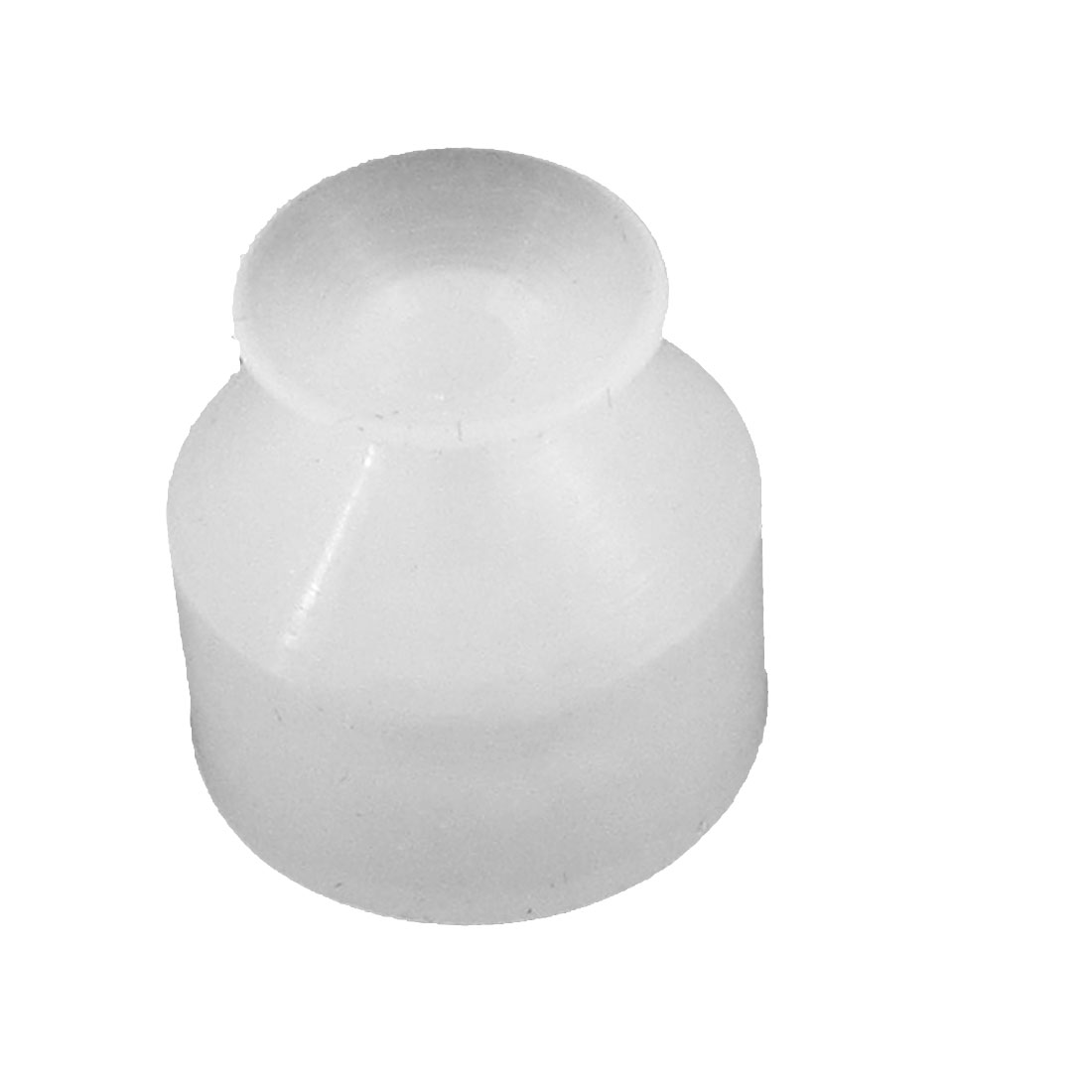 10mmx16mm Oil Resistance Silicone Vacuum Suction Cup Suckers Spare Part