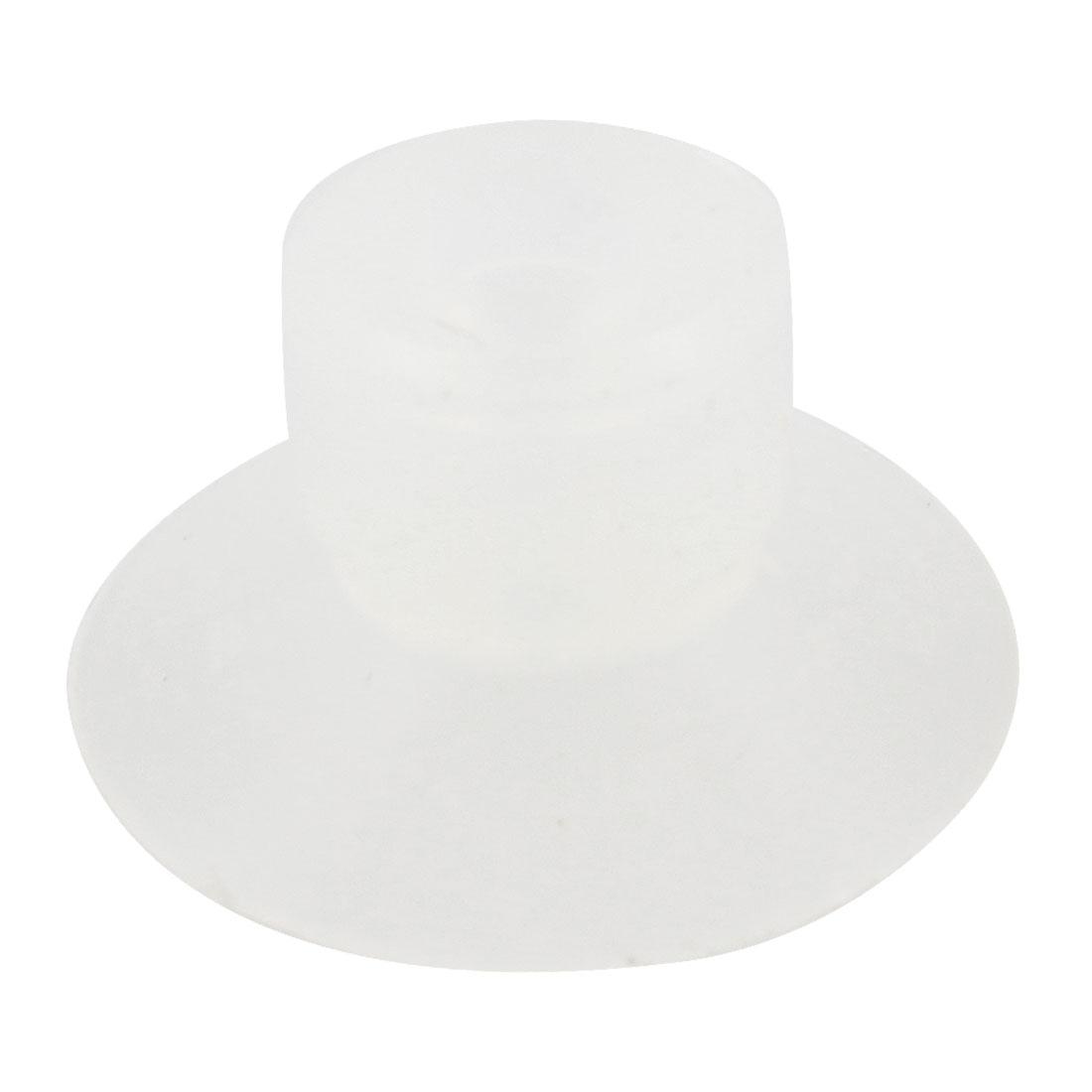 5mm Inner Dia Mini Silicone Vacuum Suction Cup Filter 25mm x 14mm