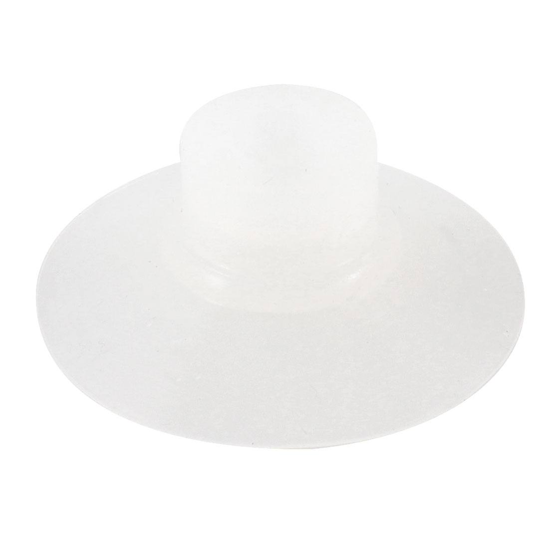 "1.6"" Outside Diameter Mini Silicone Vacuum Suction Cup Filter"
