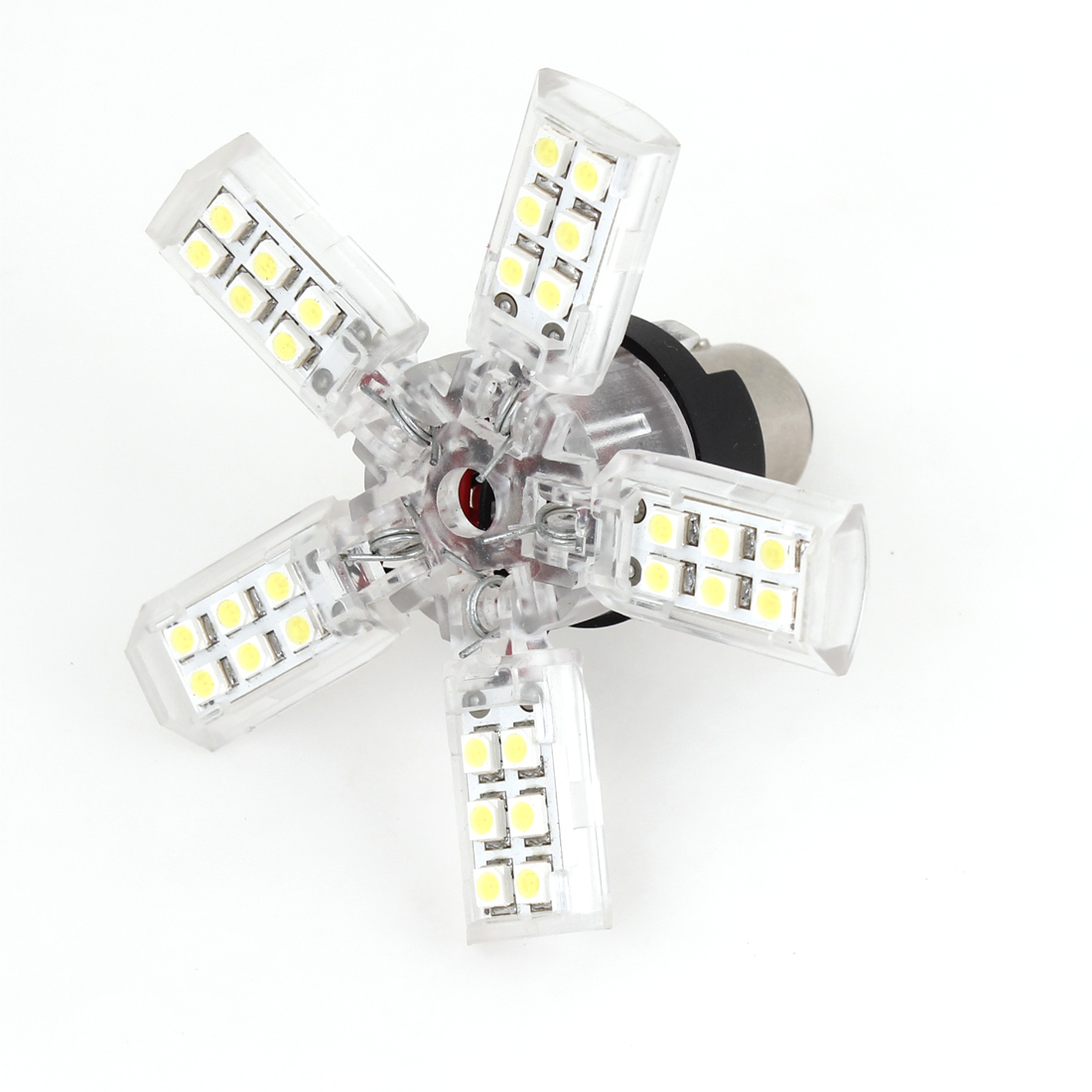 1157 White 40 LED 1210 SMD Spider Lite Brake Light Bulb for Auto Car
