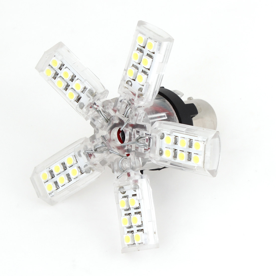 1156 White 40 LED 1210 SMD Spider Lite Turn Light Bulb for Auto Car