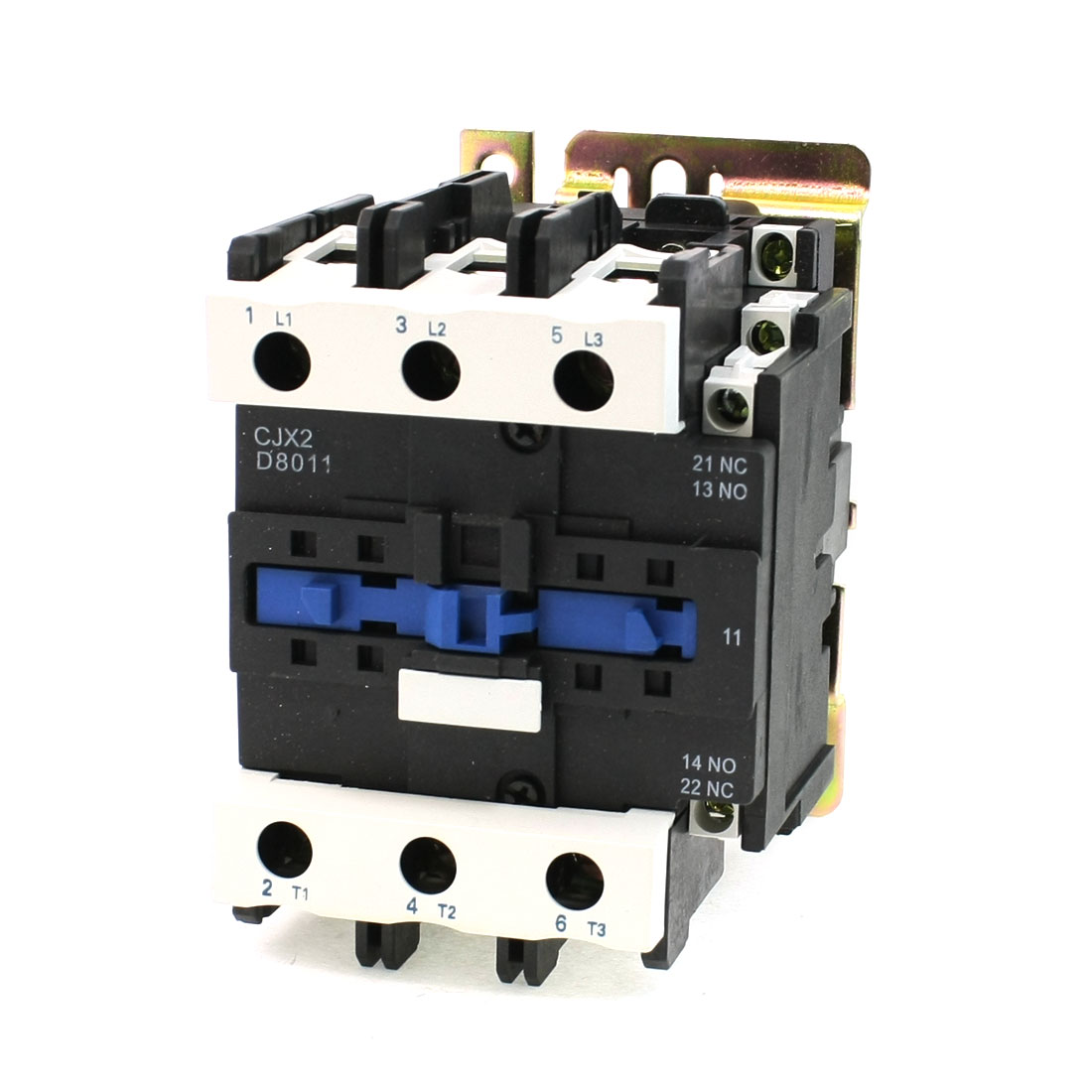380V Rated Coil Voltage 3 Phase 1NO+1NC CJX2-8011 Alternating Current Contactor