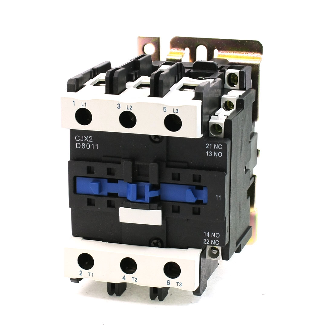 50/60Hz Coil Frequency 3 Poles 1NO 1NC Motor Control AC Contactor 660V 125A