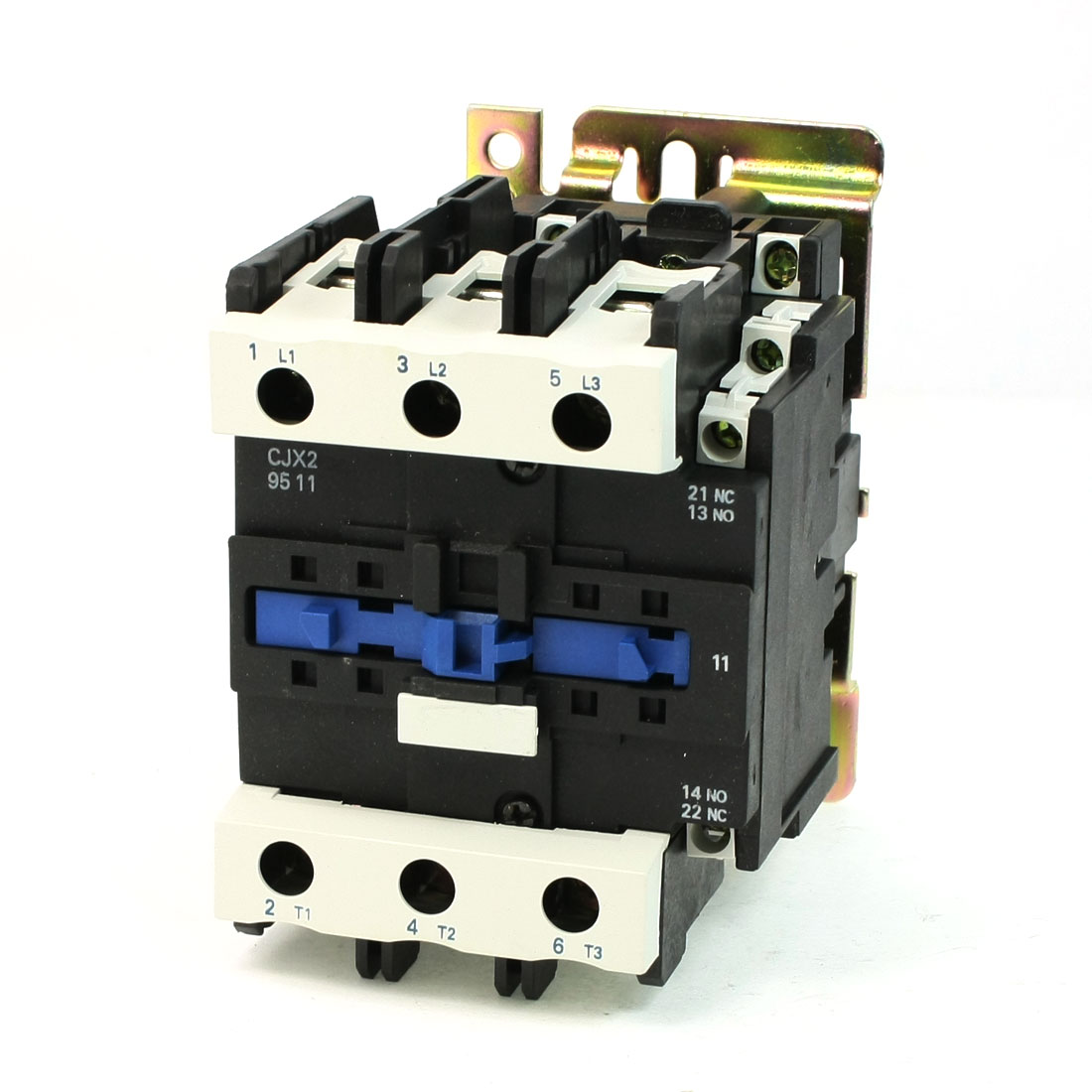 Motor Control AC Contactor AC-3 45KW 125A 3P 3 Pole 110 Volts Coil