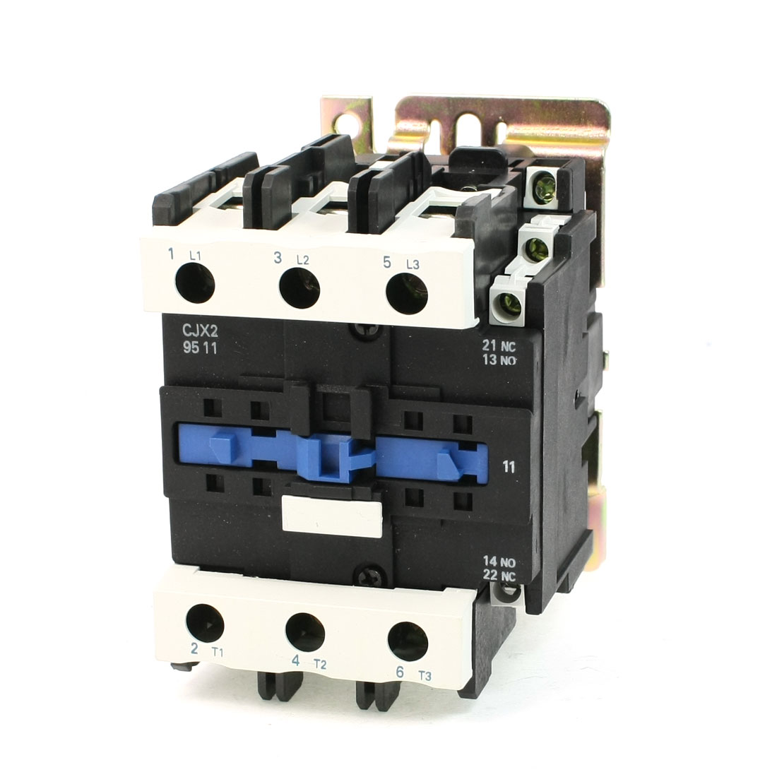 Motor Control AC Contactor AC-3 45KW 125A 3P 3 Pole 36 Volts Coil