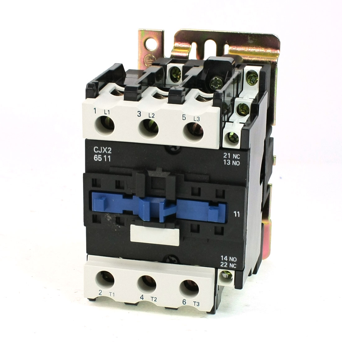 Motor Control AC Contactor AC-3 37KW 80A 3 Pole 380V Coil CJX2-6511