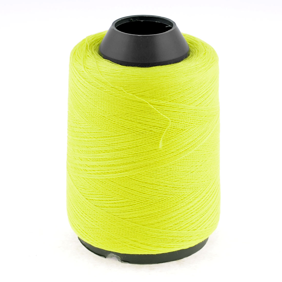 Yellow Polyester Darning Stitching Sewing Line Thread Reel for Tailor