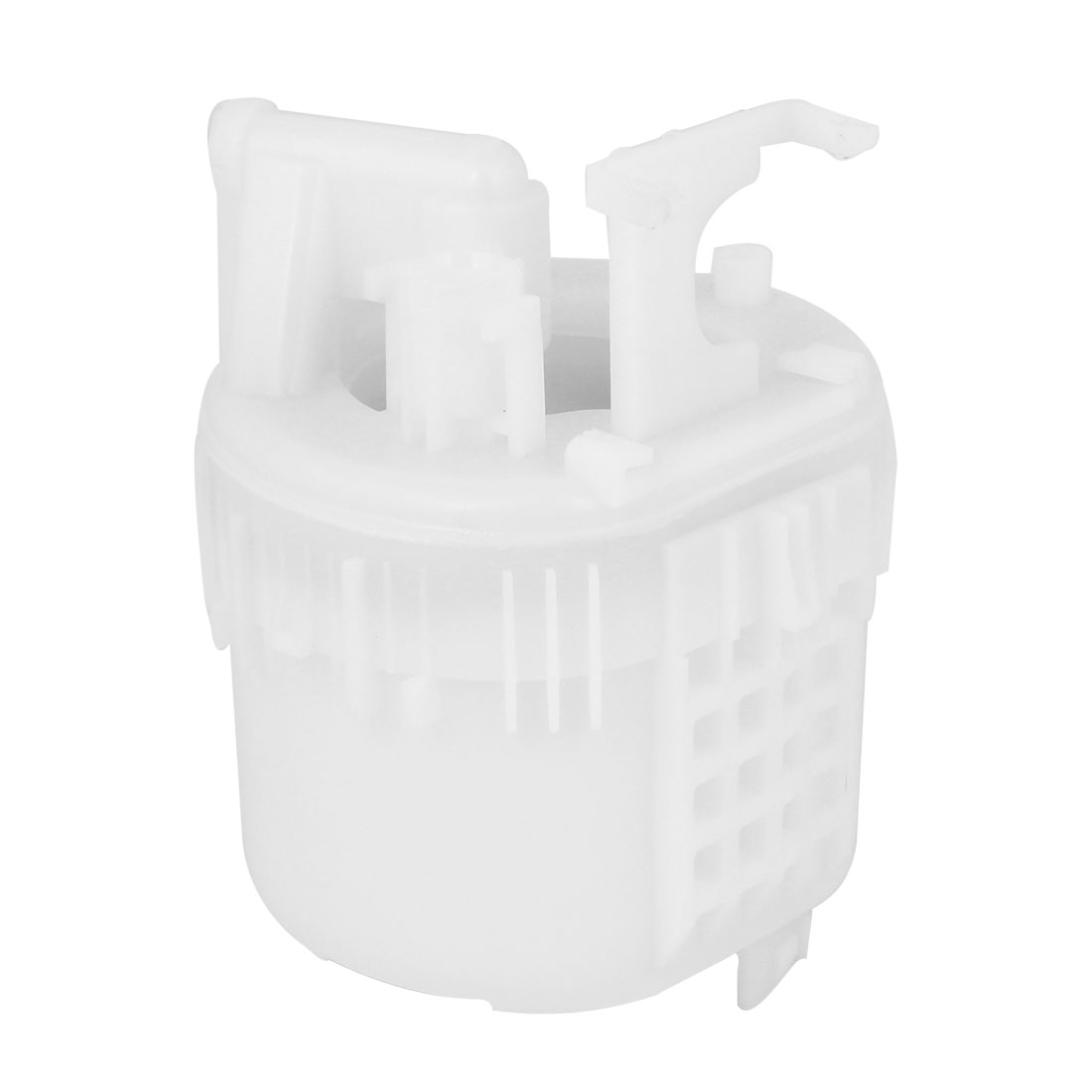 Vehicle Car White Plastic Oil Fuel Filter Assembly MR514676