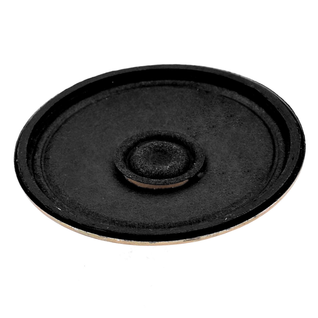 "1.97"" Diameter Round Slim External Magnet Speaker Horn 8 Ohm 5W"