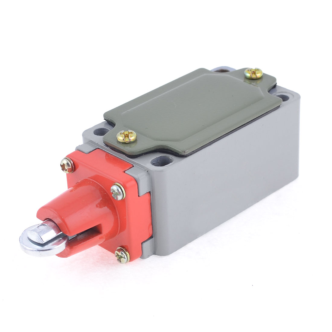 AC 380V 0.8A DC 220V 0.15A Plunger Compact Enclosed Limit Switch