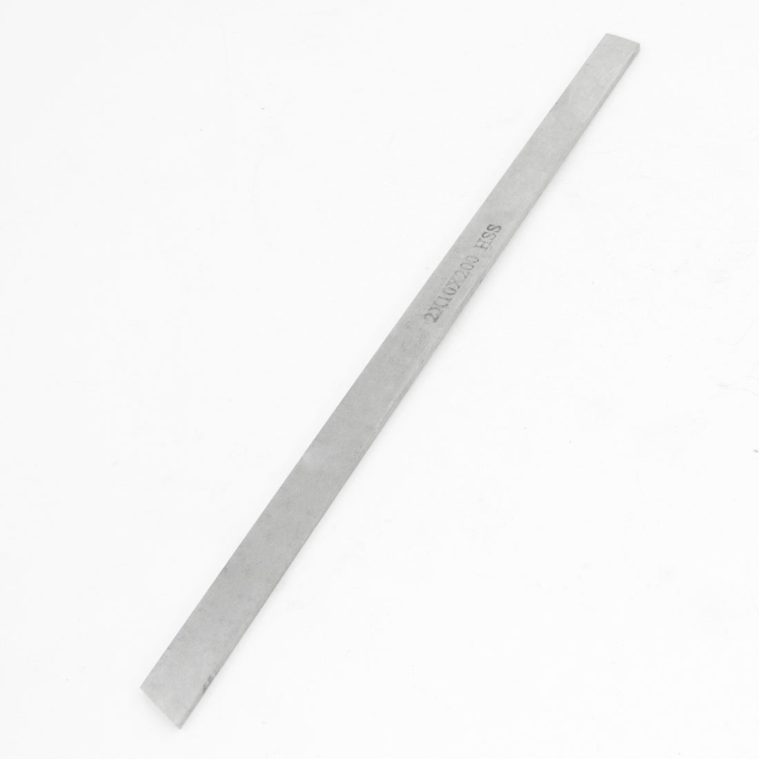 2mm x 10mm x 200mm Metalworker Milling Engraving Lathe HSS Tool Bit
