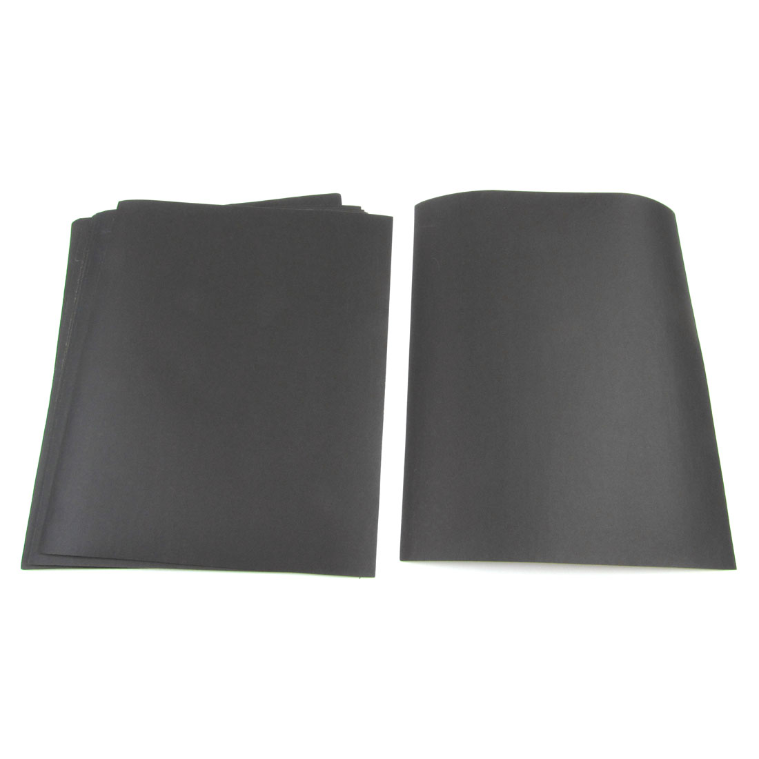 Manual Silicon Carbide Waterproof Abrasive Sandpaper Sheet 600Cw 10 Pcs