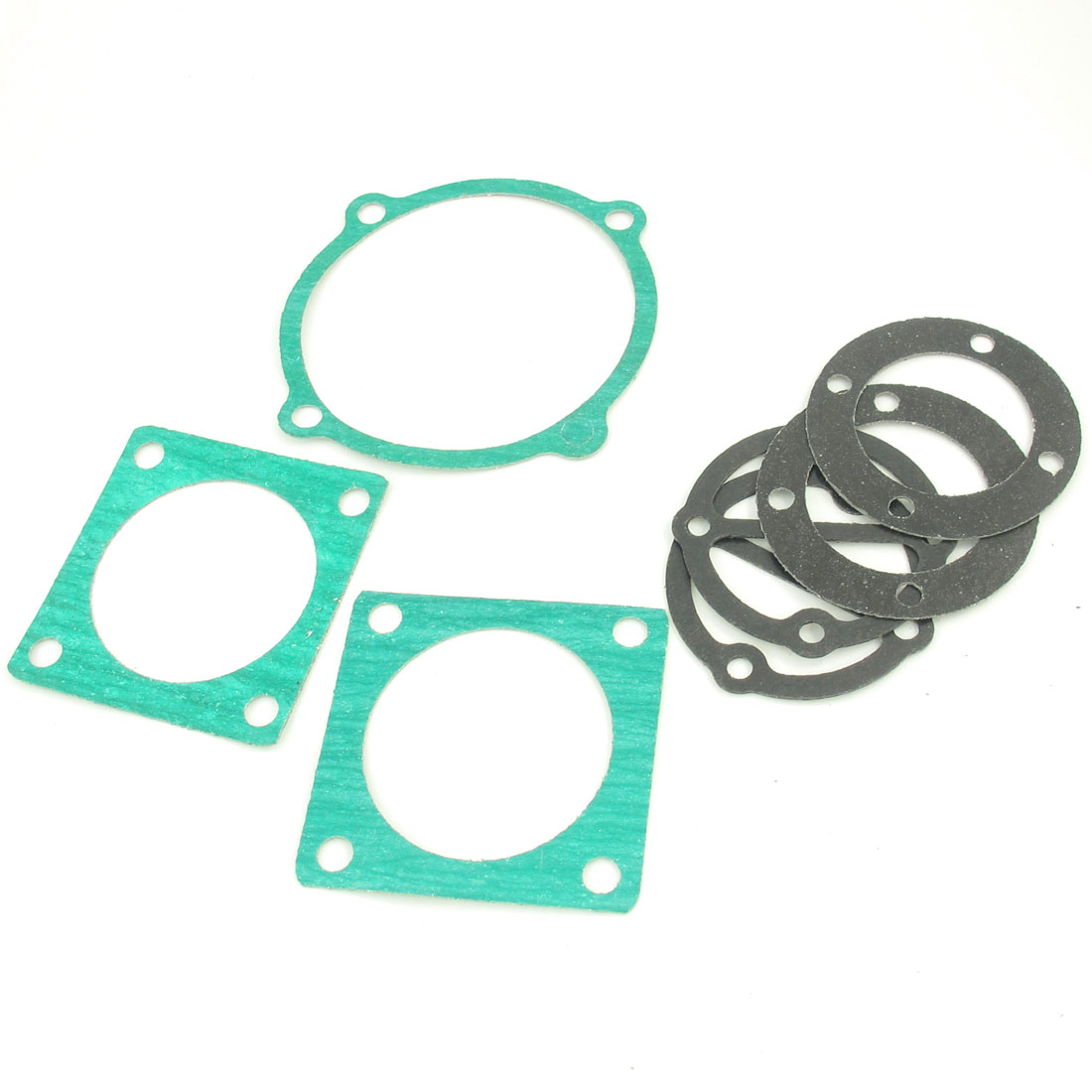 7 in 1 Air Compressor Cylinder Head Base Valve Plate Sealing Gaskets
