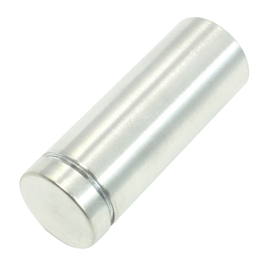 Stainless Steel Advertising Nail Glass Wall Connector Standoff 19mmx50mm