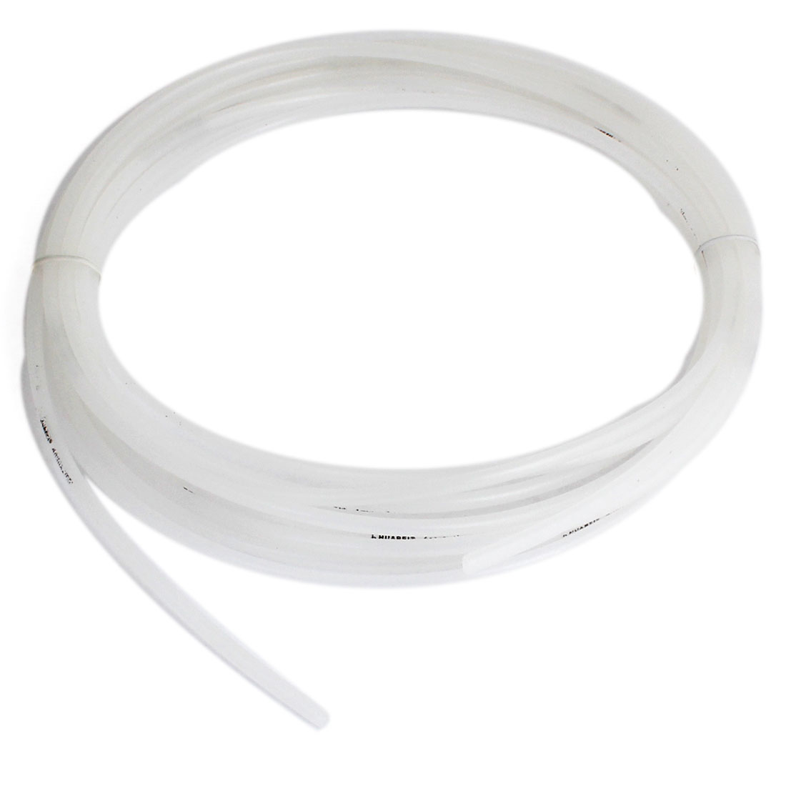 Clear Polyethylene PE Roll Gas Water Tube Pipe Hose 4mm x 2mm 5M
