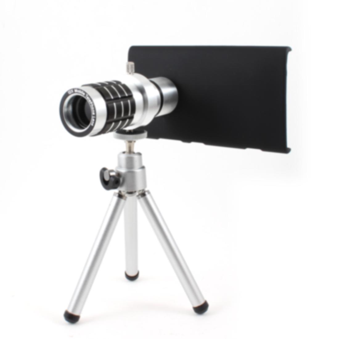 12X Zoom Lens Camera Telescope + Telescopic Tripod + Case Nokia Lumia 920