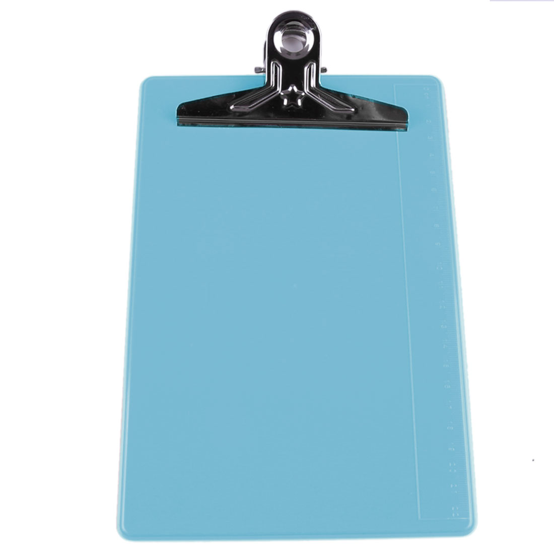 Office Home Plastic Metal Clip Board A5 File Notebook Clipboard Blue