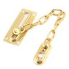Hotel Security Hardware Door Locking Chain Guard Dhyol Gold Tone