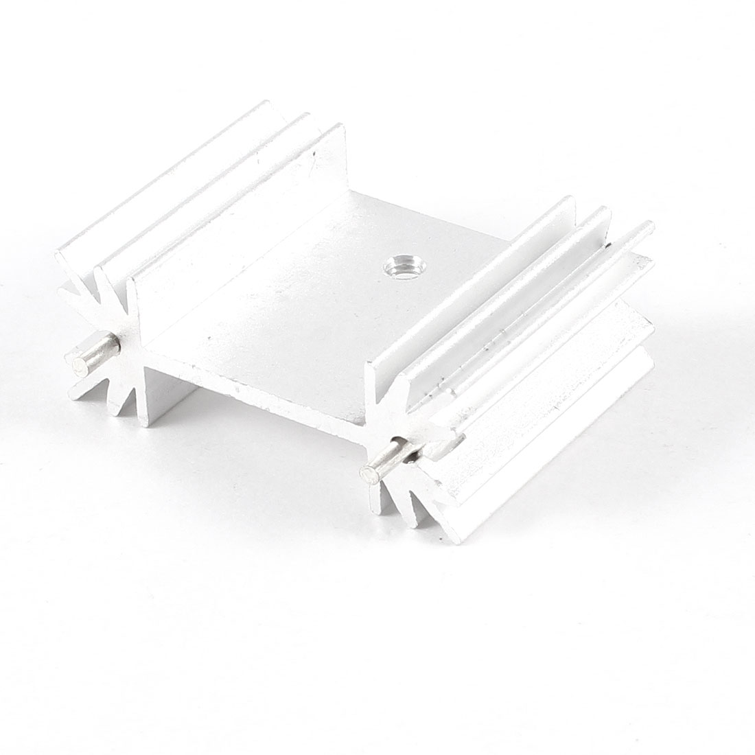 34mm x 25mm x 13mm Aluminium Heatsink Radiating Cooler Cooling Fin
