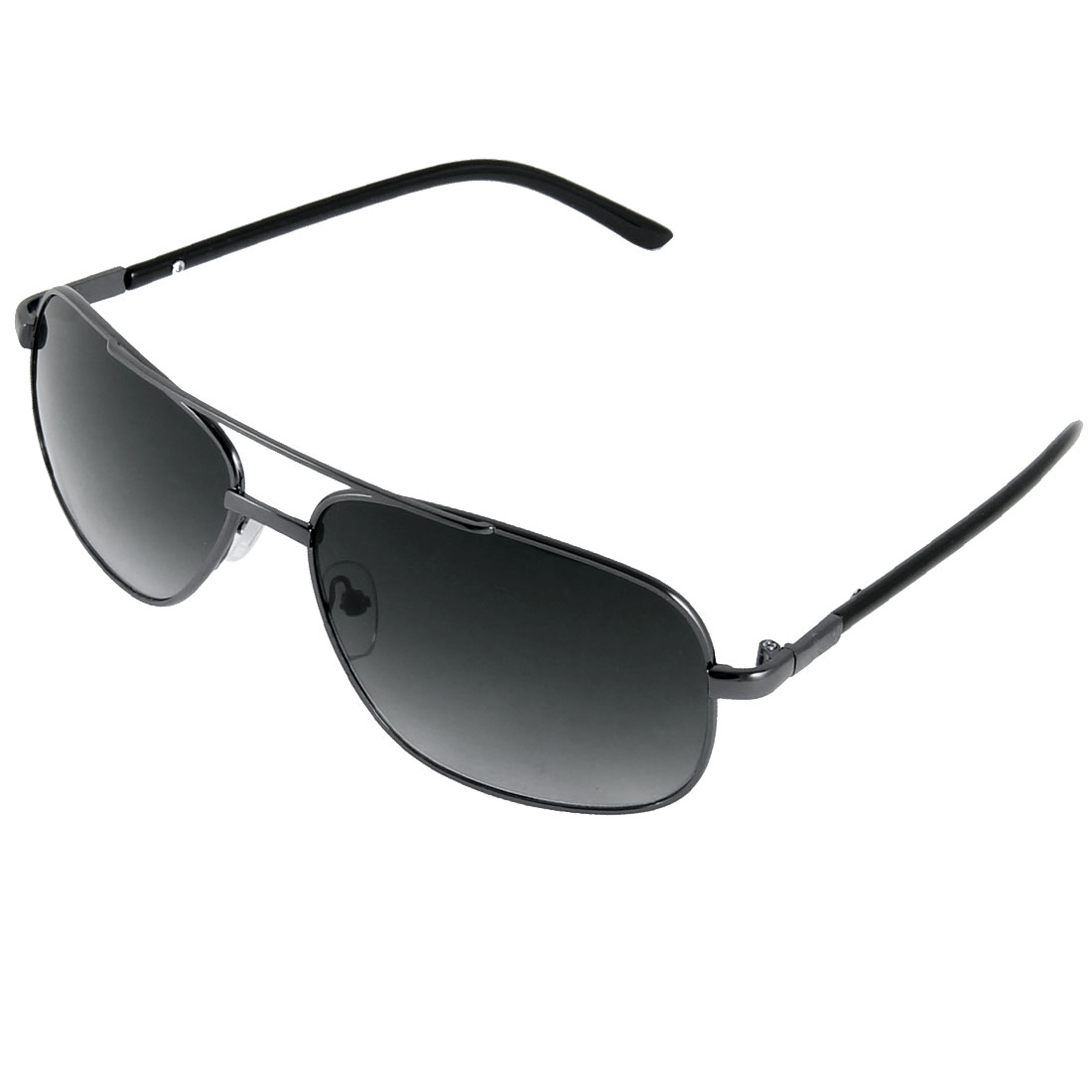 Full Rim Tinted Lens Double Bridge Sport Sunglasses for Man