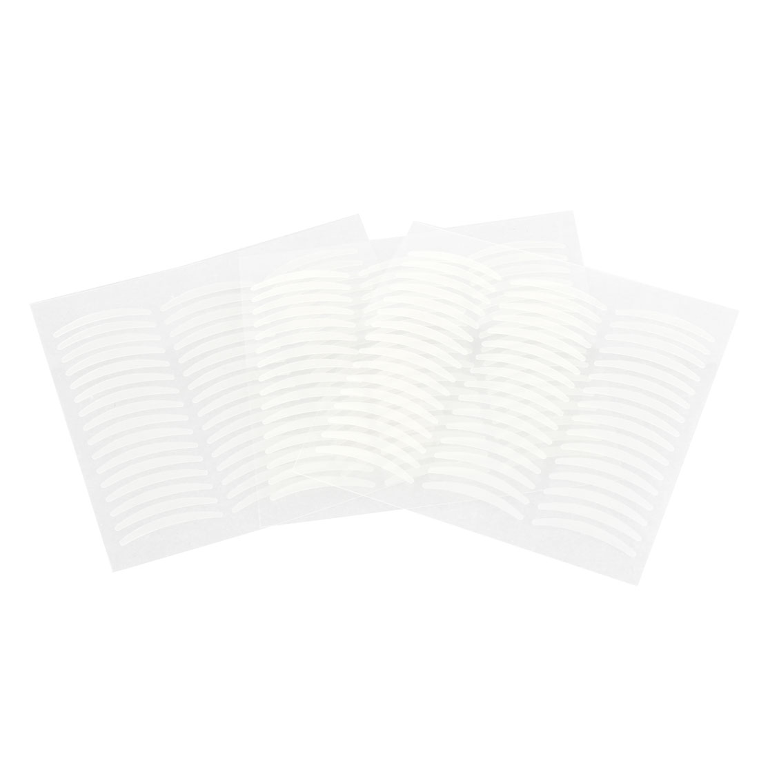 120 Pairs Breathable Invisible Double Eyelid Sticker Tape