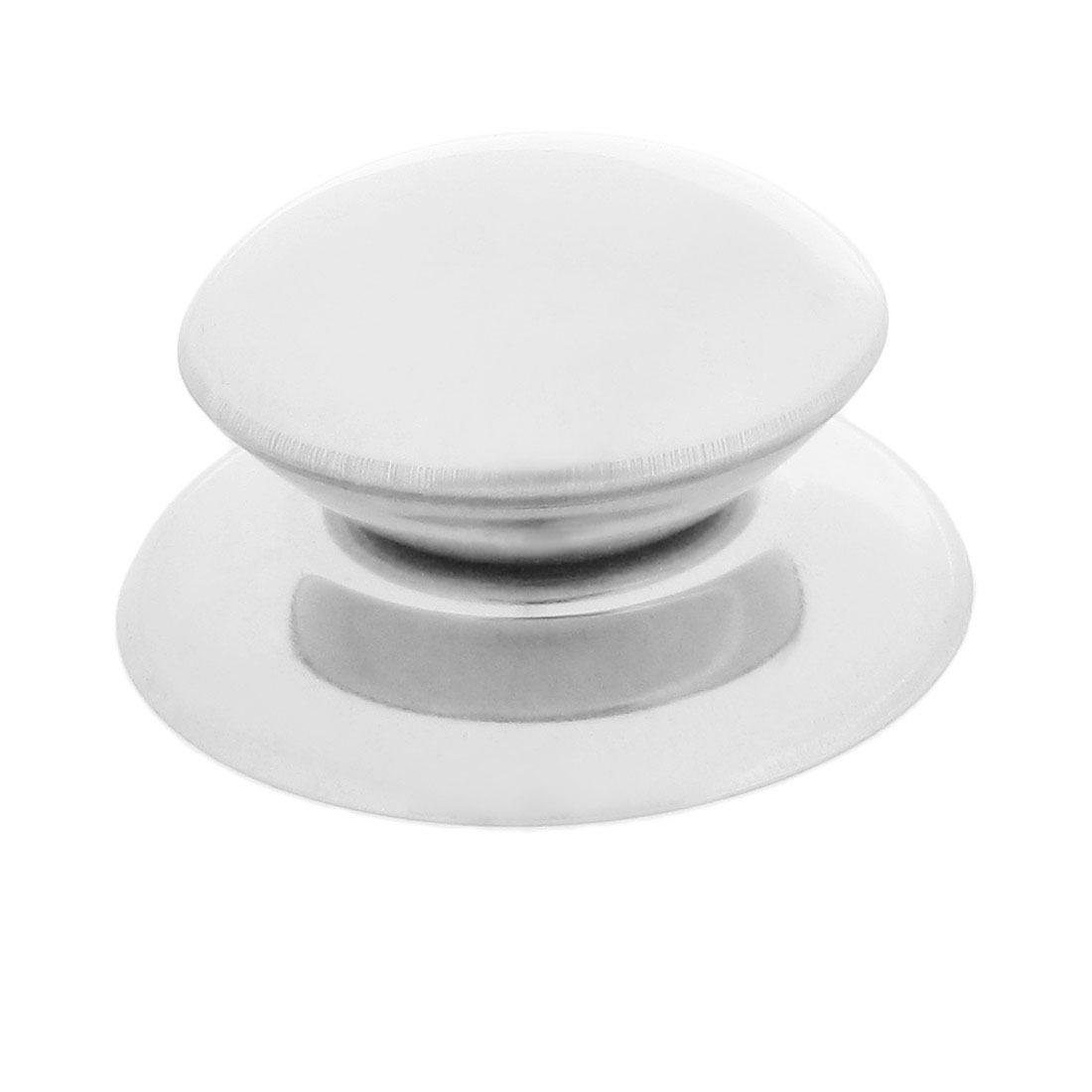 Metal Kitchenware Pot Pan Lid 68mm Dia Round Knob Replacement