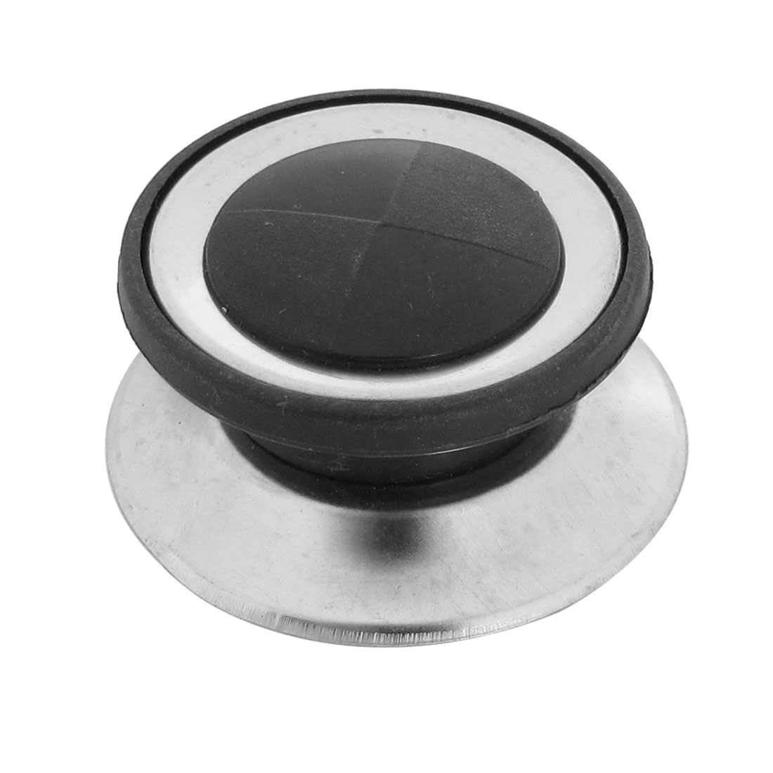 Kitchen Ware Plastic Stainless Steel Pot Pan Lid Replacement Knob 46mm Dia