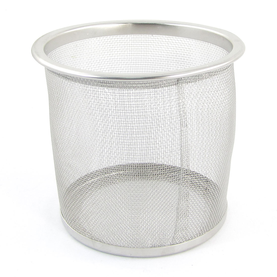 73mm Outer Dia Stainless Steel Mesh Tea Leaf Stainer Teapot Filter