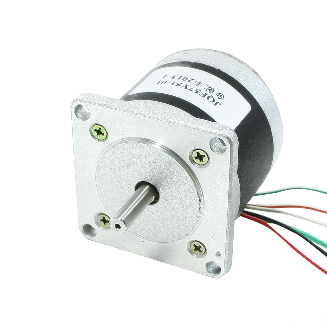 1.8 Degree Step Angle Single Shaft JQF57Y51-01 Stepper Stepping Motor 1.2A