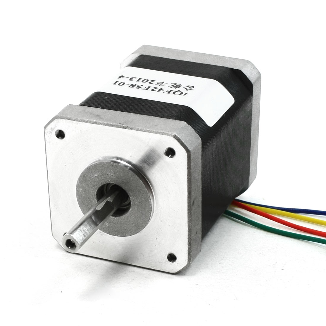 1000RPM 1.7A 4.5kg.cm Torque 4 Wire 5mm Shaft Stepping Stepper Motor