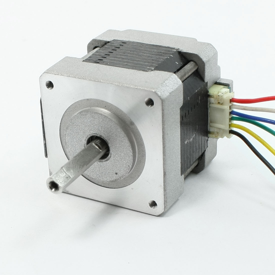 2 Phase 5mm Diameter Drive Shaft JQF39F38-01 Model Stepper Stepping Motor 0.8A