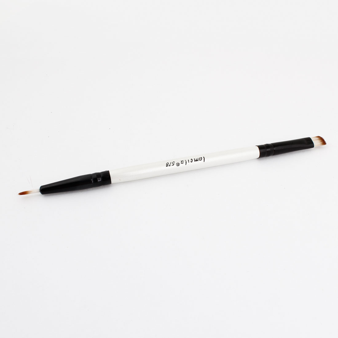 "5.6"" Length Double Heads Eyeshadow Brush Cosmetic Tool for Women"