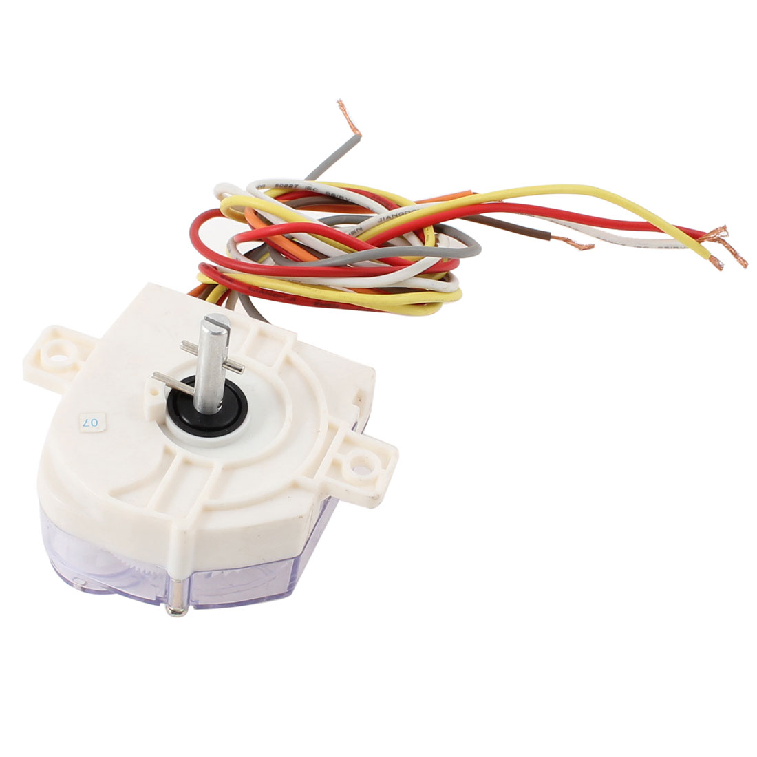 AC 250V 3A 6 Wires White Controller Timer for Washing Machine