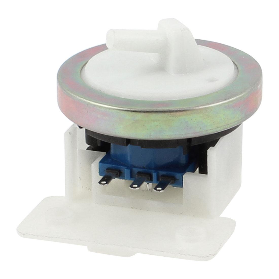Laundry Washing Machine Washer Water Level Switch White Bronze Tone DC 5V 10mA