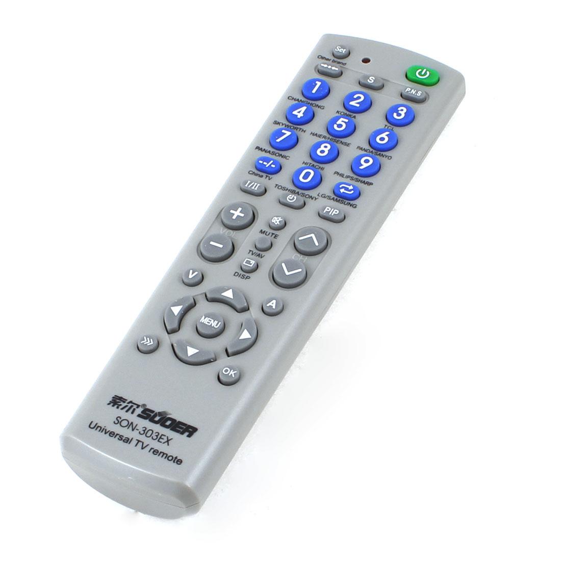 SON-303EX Multi-fuction TV Remote Controller Spare Part