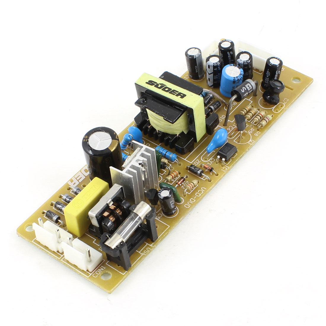 Universal Power Supply Board Yellow Green for VCD DVD DVB Player