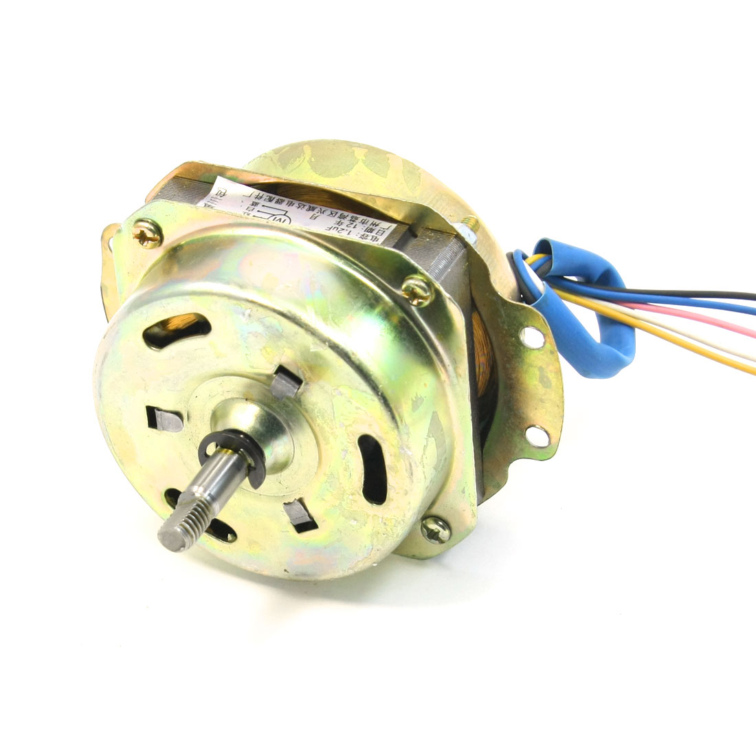 AC 220V 0.23A 60W Single Phase 3 Speed Electronic Ventilator Fan Motor