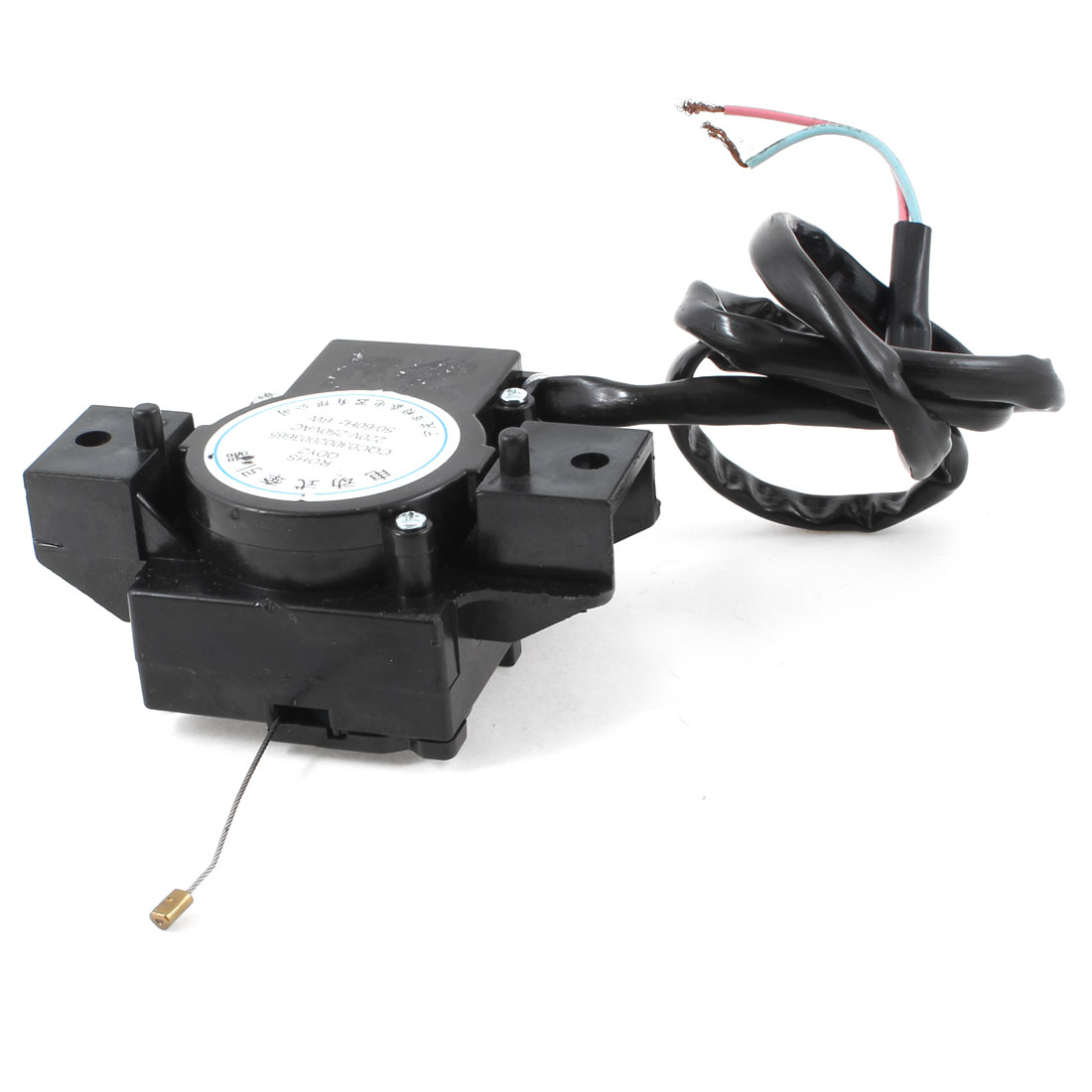 AC 220V-250V 50/60Hz 2 Cable Drain Motor Tractor Retractor for Sanyo Washing Machine
